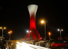 Edinburgh-Airport-Tower-Poppy-Red