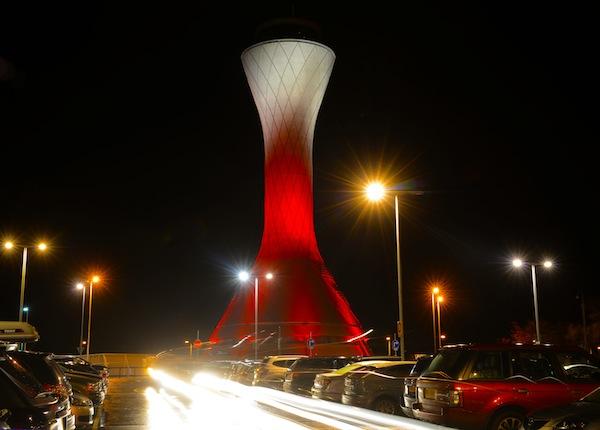 Edinburgh-Airport-Tower-Poppy-Red