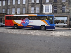 Buses which offer free wifi